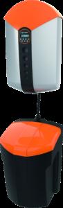 JUDO i-soft vollautomatische Enthärtungsanlage