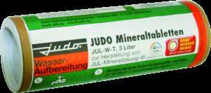 JUDO JUL-Mineraltabletten JUL-W-T