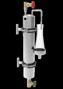 JUDO Sample water cooler JPK VA and JPK 3
