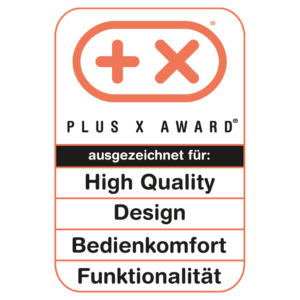 PlusX Award für Modell i-soft plus