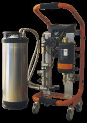 JUDO HEIFI-PURE@CLEAN - Tragbar Filtration und Entsalzung / Enthärtung in geschlossenen Kreisläufen