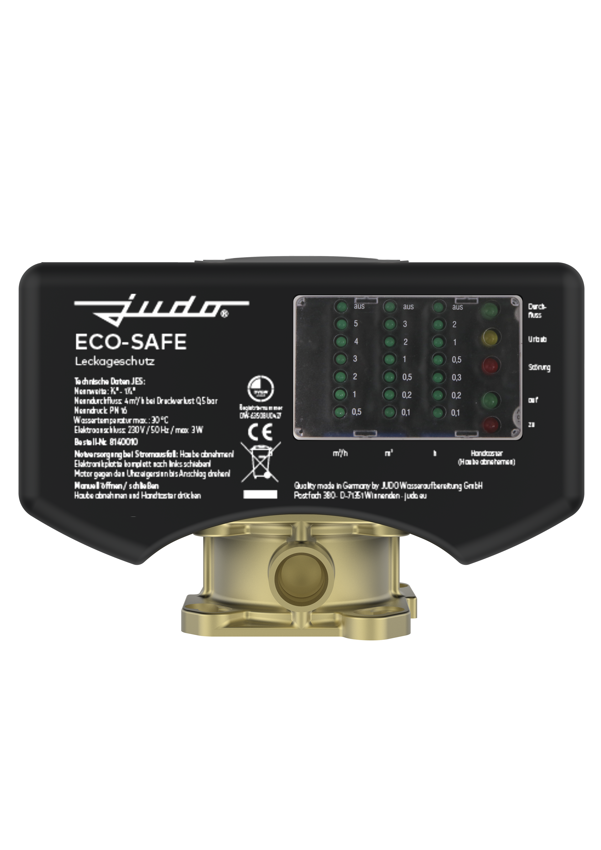 JUDO ECO-SAFE Leckageschutzsystem