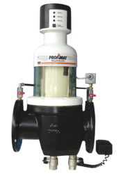 JUDO PROFIMAT-ATP DN 65 - 100 Automatic backwash protective filter (time and differential pressure controlled)
