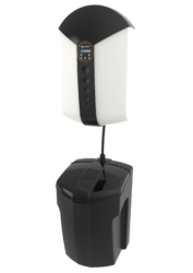 JUDO QUICKSOFT-P Water softening unit